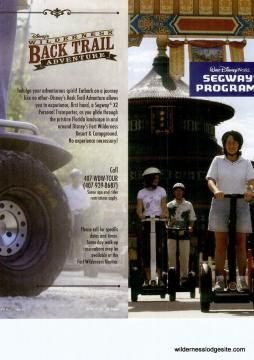 Segway Tours Brochure Page 2